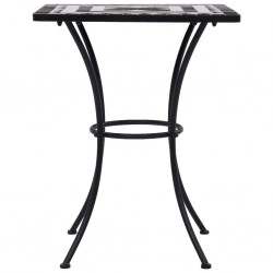Pouf East 60 x 60 x 30 cm anthracite